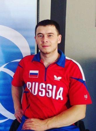 Чемпионат России по настольному теннису среди лиц с ПОДА