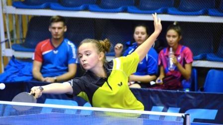 Юношеское первенство Европы по настольному теннису