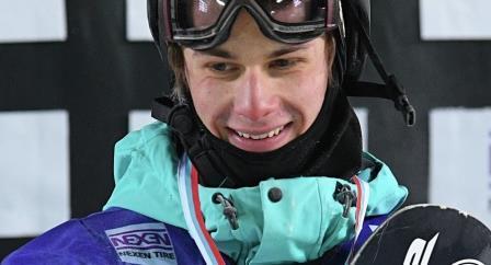 Этап Кубка мира по сноуборду
