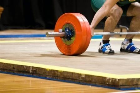 Чемпионат ПФО по тяжелой атлетике