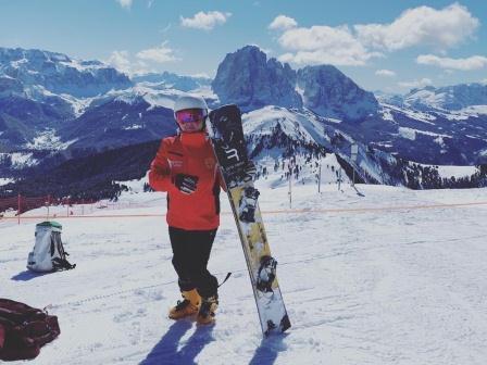 Международные соревнования серии FIS Junior Cup по сноуборду