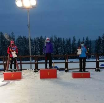 Первенство России среди юниоров по лыжному двоеборью