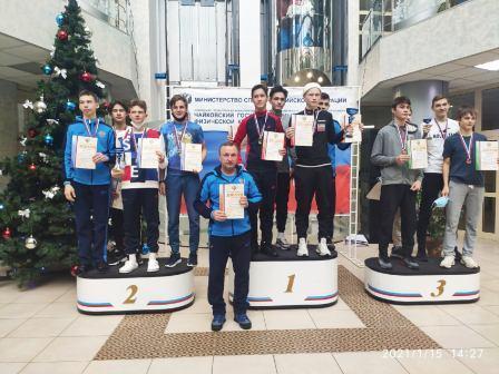 Командное первенство России среди юниоров по прыжкам на лыжах с трамплина