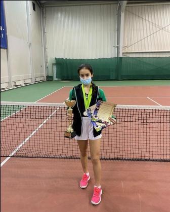 Российский теннисный тур «Зимнее первенство Республики Мордовия»