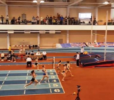Чемпионат и первенство ПФО по лёгкой атлетике в помещении 2021