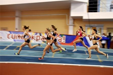 Всероссийские соревнования «Кубок Главы Чувашской Республики» по лёгкой атлетике в помещении