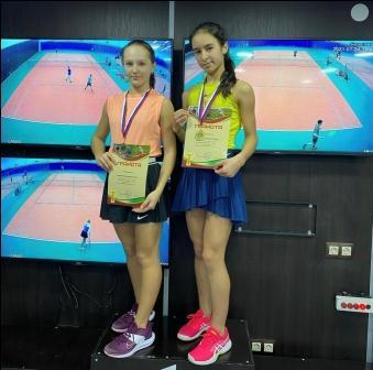 Российский теннисный тур «Первенство г. Донской»