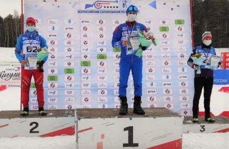 Всероссийские соревнования среди юношей и девушек по биатлону