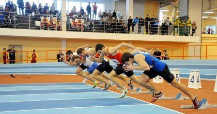 Первенство России по лёгкой атлетике среди юношей и девушек в помещении