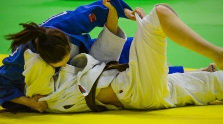Всероссийские соревнования общества «Динамо» среди юношей и девушек по дзюдо