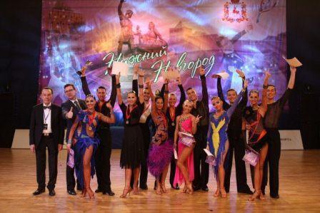 Чемпионат и первенство ПФО по танцевальному спорту