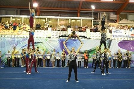 Чемпионат ПФО по спортивной акробатике
