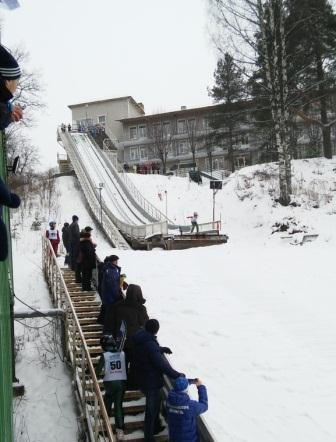 Всероссийские соревнования «Зимние Кавголовские игры» по лыжному двоеборью