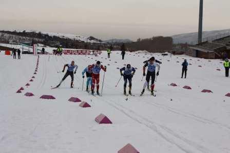 Этап Кубка Восточной Европы по лыжным гонкам