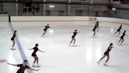 Всероссийские соревнования «Кубок Южного Урала» по синхронному фигурному катанию на коньках