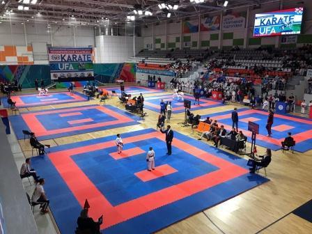 Всероссийские соревнования «Олимпийские Надежды» по каратэ