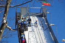 Всероссийские соревнования «Лениногорск очкыннары» по лыжному двоеборью