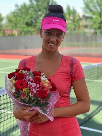 Международный женский турнир серии ITF «Namangan combined ITF Pro Circuit event» по теннису