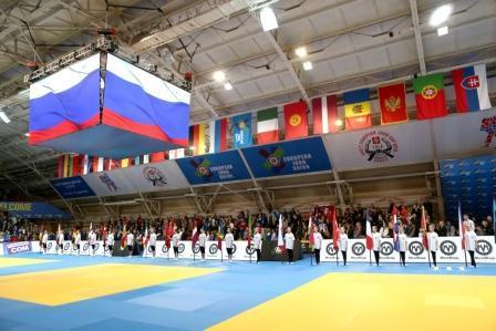 Этап Кубка Европы среди юношей и девушек по дзюдо