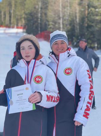 Всеросссийские соревнования по фристайлу