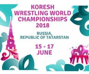Чемпионат мира по борьбе корэш