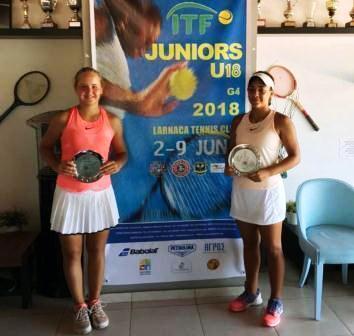 Международный юниорский турнир серии ITF «Larnaca Cup» по теннису