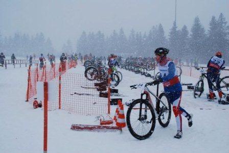 Этап Кубка России и Всероссийские соревнования по зимнему триатлону
