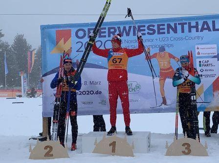 Первенство мира среди молодежи и юниоров по лыжным гонкам