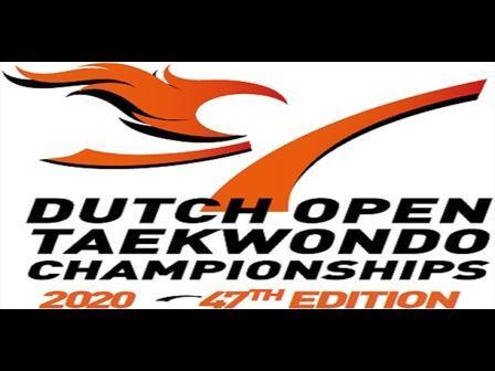 Международный рейтинговый турнир класса G-1 «Dutch Open Taekwondo Championships» по тхэквондо ВТФ