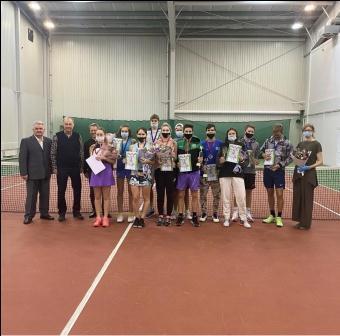 Всероссийские соревнования «Кубок Шамиля Тарпищева» по теннису
