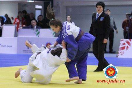 Международные соревнования «Открытый турнир Азии Казахстан» по дзюдо