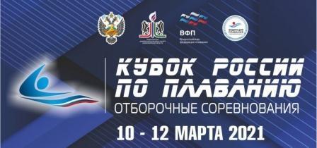 Этап Кубка России по плаванию