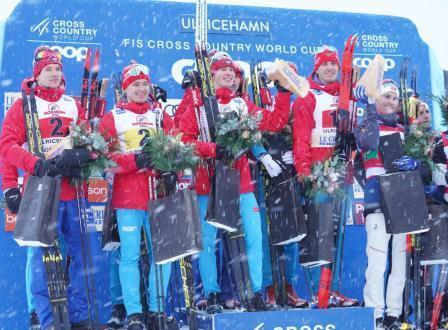 VIII этап Кубка мира по лыжным гонкам
