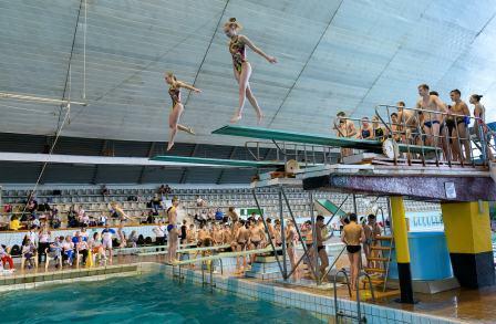 Всероссийские соревнования «Ласточки Жигулей» по прыжкам в воду