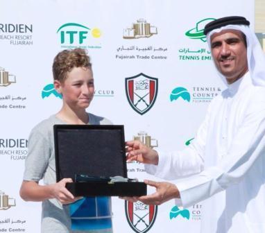 Международный юниорский турнир серии ITF «UAE - Dubai ITF Junior Championships» по теннису