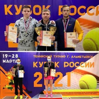 Кубок России по теннису 2021