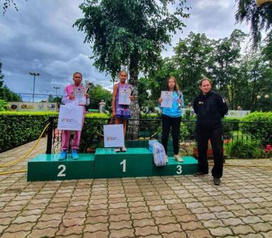Турнир российской теннисной лиги на призы компании «Текстиль Профи»