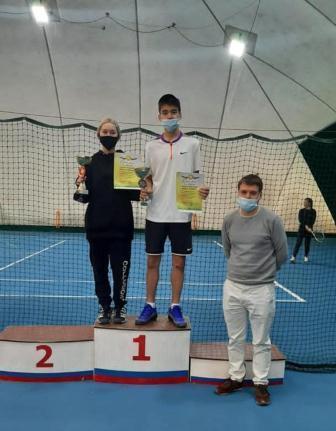 Первенство ПФО среди юношей и девушек до 17 лет по теннису