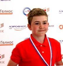 Этап Всероссийских соревнований «От десяти и старше» по гольфу