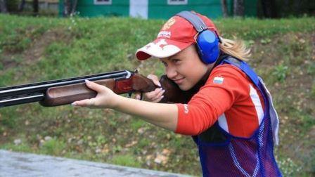 III этап Кубка России по стендовой стрельбе