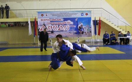 Всероссийские соревнования «На призы Главы Республики Марий Эл» по дзюдо