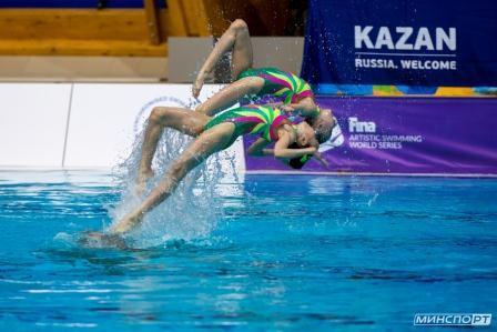 Чемпионат России по синхронному плаванию