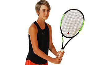 Первенство Ленинградской области среди юношей и девушек до 17 лет по теннису
