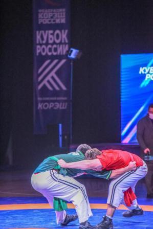 Кубок России по борьбе корэш 2021