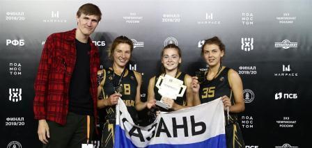 Финал чемпионата России по баскетболу 3х3