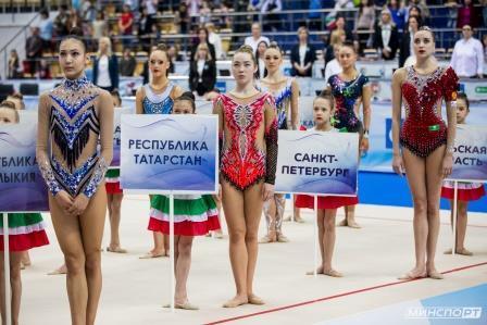 Чемпионат России по художественной гимнастике