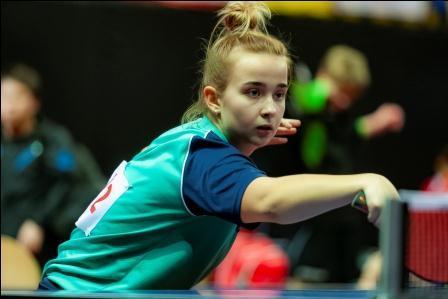 Международный турнир «WTT Youth Star Contender» по настольному теннису