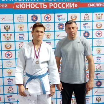 Всероссийские соревнования ОГФСО «Юность России» среди юношей по дзюдо