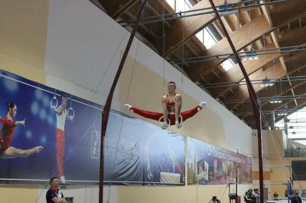 Первенство России по спортивной гимнастике 2021