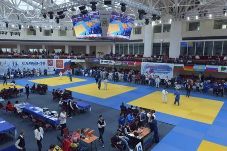 Открытый турнир по дзюдо «Весенние надежды» среди юношей по дзюдо